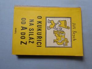 náhled knihy - O kukuřici na siláž od A do Z