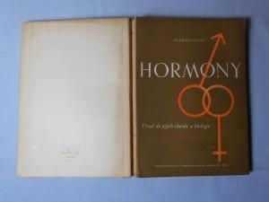 náhled knihy - Hormony : úvod do jejich chemie a biologie