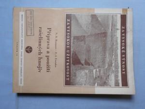 náhled knihy - Příprava a použití rašelinných hnojiv