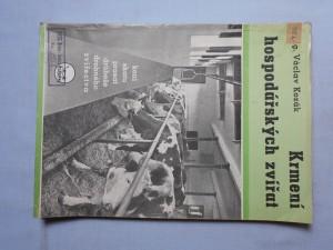 náhled knihy - Krmení hospodářských zvířat