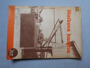 náhled knihy - Statková hnojiva, jejich výroba, ošetřování a použití