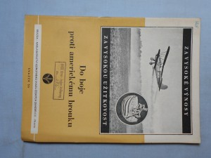 náhled knihy - Do boje proti americkému brouku