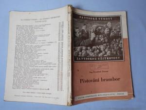 náhled knihy - Pěstování brambor