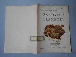 náhled knihy - Rakovina bramboru : co o ní má vědět každý zájemce