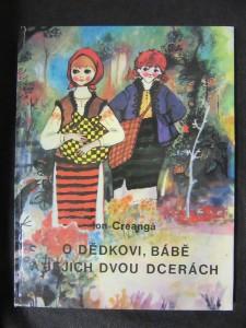 náhled knihy - O dědkovi, bábě a jejich dvou dcerách