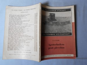 náhled knihy - Agrotechnikou proti plevelům