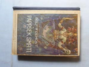 náhled knihy - Paprsek smrti : Román