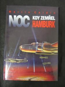 náhled knihy - Noc, kdy zemřel Hamburk