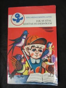 náhled knihy - Jak se stal Kostas hudebníkem