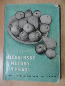 náhled knihy - Mičurinské metody v praxi : 7 besed pro kroužky lid. výzkumníků