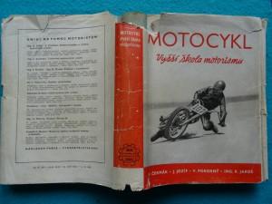 náhled knihy - Motocykl : vyšší škola motorismu : praktická příručka pro motoristy