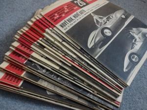 náhled knihy - Svět motorů Ročník XXII, 1968 kompletní