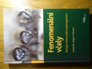 náhled knihy - Fenomenální včely : biologie včelstva jako superorganizmu