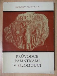 náhled knihy - Průvodce památkami v Olomouci