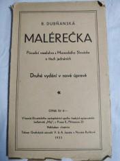 náhled knihy - Malérečka