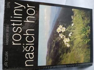 náhled knihy - Rostliny našich hor