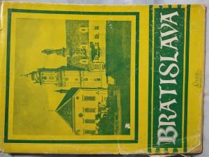 náhled knihy - Bratislava