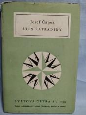 náhled knihy - Stín kapradiny : povídka