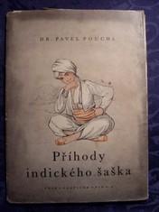 náhled knihy - Příhody indického šaška