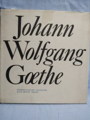 náhled knihy - Johann Wolfgang Goethe - výbor z poezie