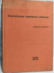 náhled knihy - Nízkofrekvenční transistorové zesilovače