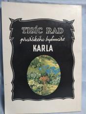 náhled knihy - Tisíc rad pražského bylináře Karla