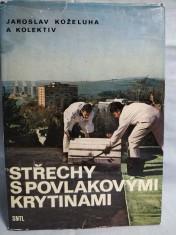 náhled knihy - Střechy s povlakovými krytinami