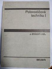 náhled knihy - Polovodičová technika I: učebnice pro elektrotechnické fakulty