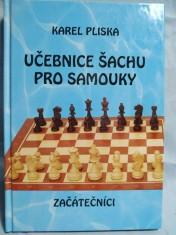 náhled knihy - Učebnice šachu pro samouky. Začátečníci