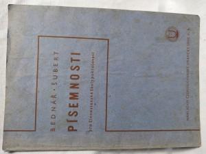 náhled knihy - Písemnosti pro živnostenské školy pokračovací