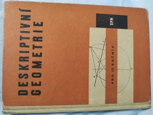 náhled knihy - Deskriptivní geometrie pro dvanáctý ročník: pokusná učebnice