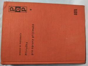 náhled knihy - Příručka pro opravy přijímačů : určeno prac. v opravnách rádiových přístrojů