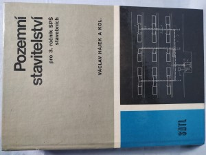náhled knihy - Pozemní stavitelství