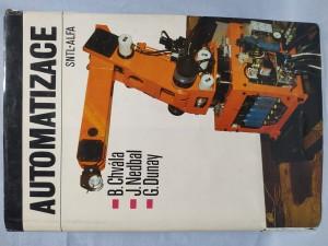 náhled knihy - Automatizace : vysokošk. učebnice pro strojní fakulty vys. škol techn.