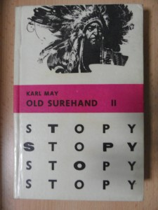 náhled knihy - Old Surehand. 2. diel
