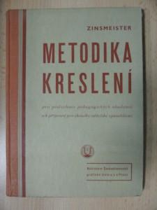náhled knihy - Metodika kreslení pro posluchače pedagogických akademií a k přípavě pro zkoušky učitelské způsobilosti