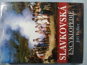 náhled knihy - Slavkovská encyklopedie : válka roku 1805 a bitva u Slavkova