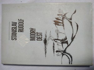 náhled knihy - Modrý déšť