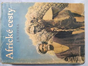 náhled knihy - Africké cesty
