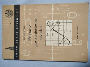 náhled knihy - Přijimače pro kmitočtovou modulaci