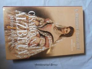 náhled knihy - Císařovna Alžběta : mýtus a pravda