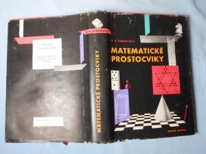 náhled knihy - Matematické prostocviky