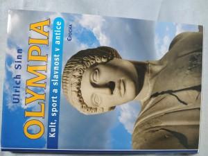 náhled knihy - Olympia : kult, sport a slavnost v antice