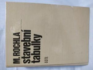 náhled knihy - Stavební tabulky