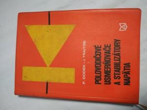 náhled knihy - Polovodičové usmerňovače a stabilizátory napätia