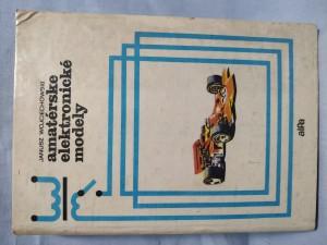 náhled knihy - Amatérske elektronické modely