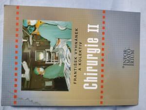 náhled knihy - Chirurgie II pro střední zdravotnické školy