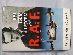 náhled knihy - Byl jsem letcem R.A.F.