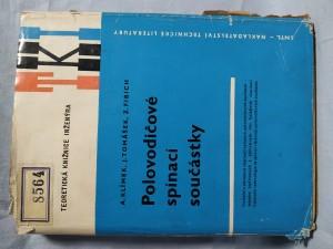 náhled knihy - Polovodičové spínací součástky : Určeno [také] posl. vys. techn. škol