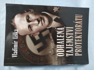 náhled knihy - Odhalená tajemství protektorátu